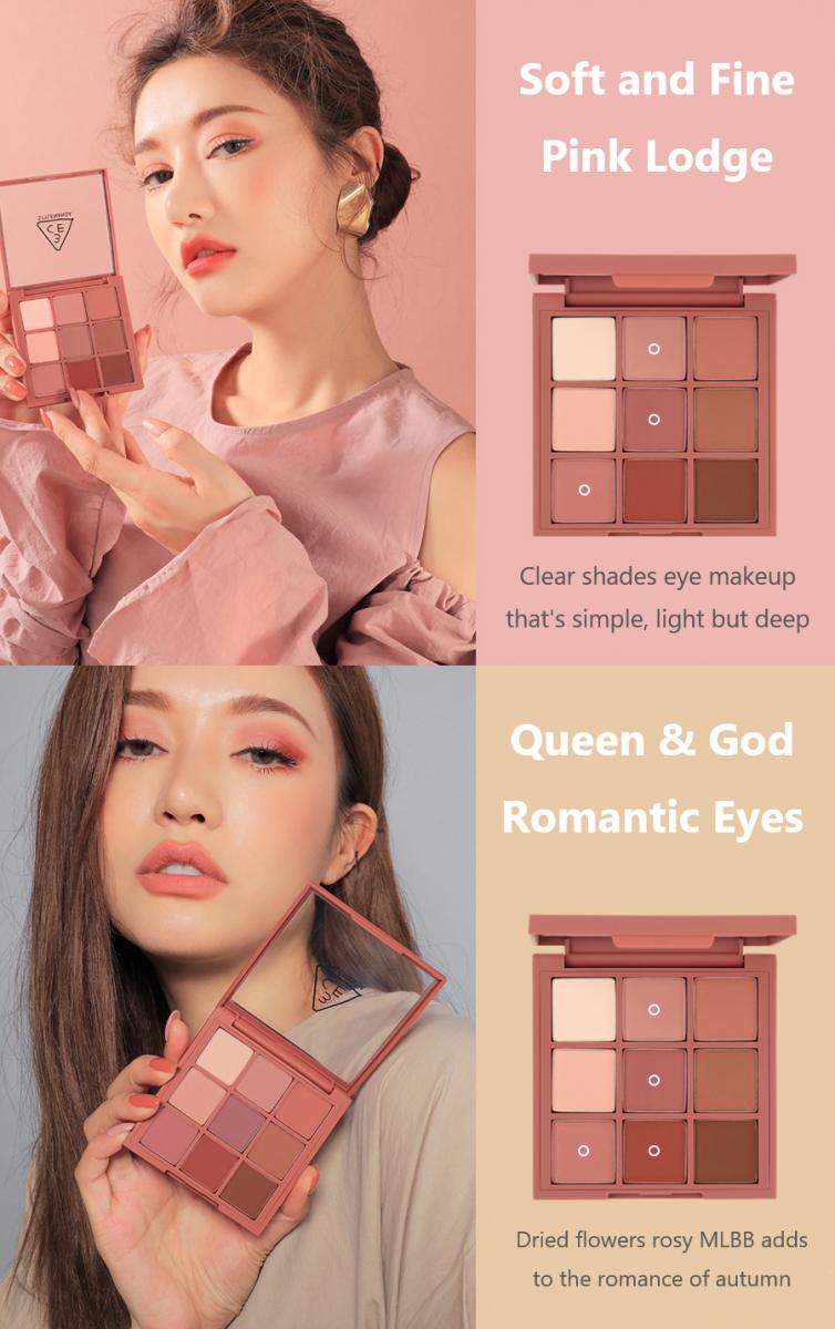 3ce Por Korean Cosmetics